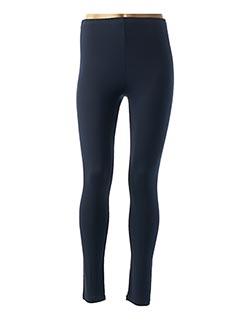 Legging bleu PAKO LITTO pour femme