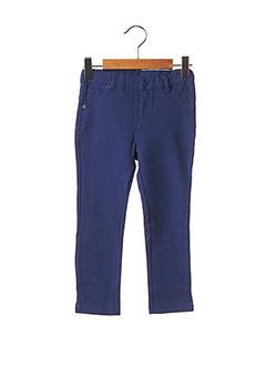 Pantalon casual bleu WEEK END A LA MER pour fille
