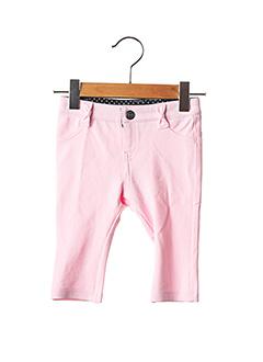 Pantalon casual rose WEEK END A LA MER pour fille