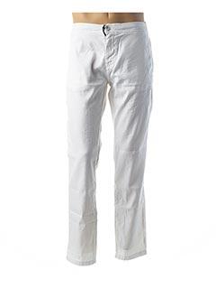 Pantalon casual blanc NORTH SAILS pour femme