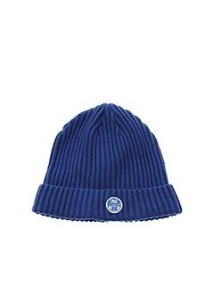 Bonnet bleu NORTH SAILS pour homme