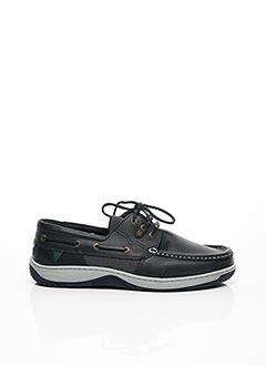 Chaussures bâteau noir DUBARRY pour homme