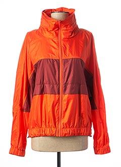 Coupe-vent orange KENZO pour femme