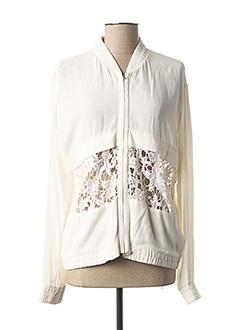 Veste casual blanc IRO pour femme