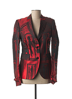 Veste chic / Blazer rouge PAUL SMITH pour femme