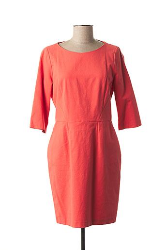 Robe courte orange PAUL & JOE pour femme