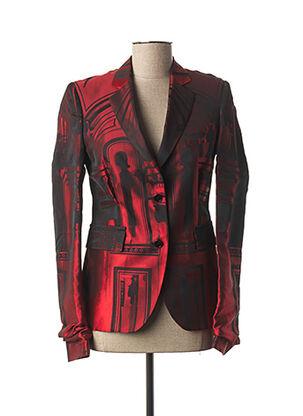 Veste chic / Blazer rouge PAUL SMITH pour femme
