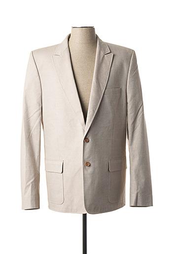 Veste chic / Blazer beige PAUL & JOE pour homme