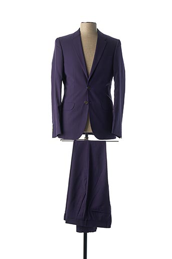 Costume de ville violet PAUL SMITH pour homme