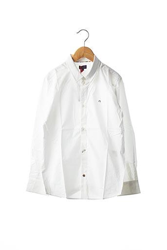 Chemise manches longues blanc PAUL SMITH pour garçon