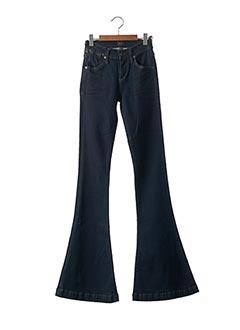 Jeans bootcut bleu CITIZENS OF HUMANITY pour femme