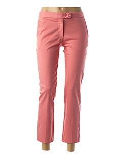 Pantalon casual rose PAUL SMITH pour femme