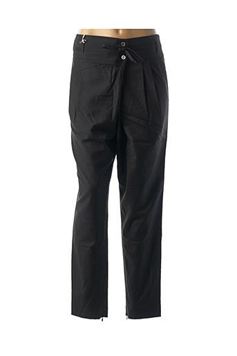 Pantalon 7/8 noir PAUL & JOE pour femme