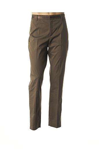 Pantalon casual vert PAUL & JOE pour homme
