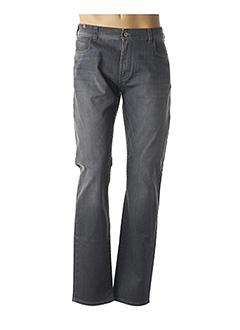 Jeans coupe slim gris ATELIER NOTIFY pour homme