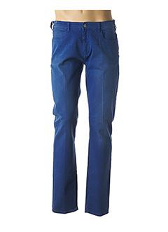 Pantalon casual bleu ATELIER NOTIFY pour homme