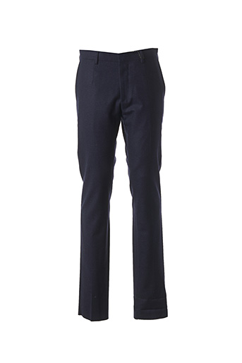 Pantalon chic bleu ATELIER NOTIFY pour homme
