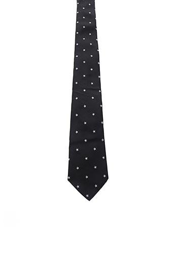 Cravate noir PAUL SMITH pour homme