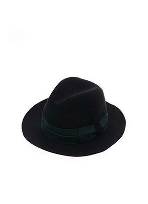 Chapeau noir PAUL SMITH pour femme