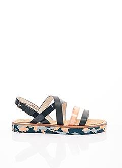 Sandales/Nu pieds noir PAUL SMITH pour femme