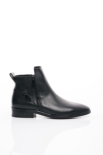 Bottines/Boots noir KENZO pour homme