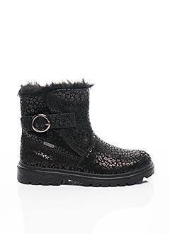 Bottines/Boots noir SUPER FIT pour fille
