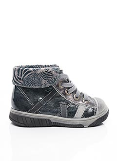 Baskets gris BABYBOTTE pour fille