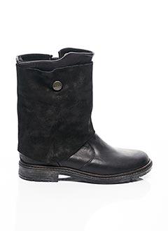 Boots noir IKKS JUNIOR pour fille