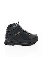 Bottines/Boots noir TIMBERLAND pour garçon seconde vue