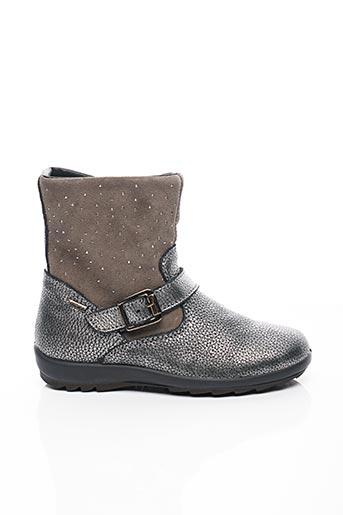 Bottines/Boots gris PRIMIGI pour fille