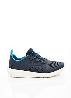 Baskets bleu CROCS pour garçon