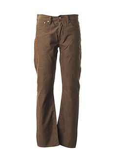Pantalon casual marron LEVIS pour homme