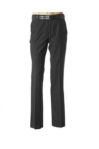 Pantalon casual noir CAFONE pour homme