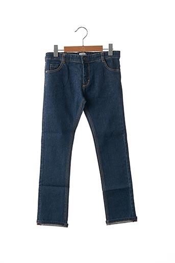 Pantalon casual bleu NANO & NANETTE pour enfant