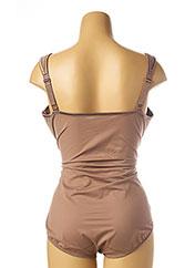Body lingerie marron TRIUMPH pour femme seconde vue