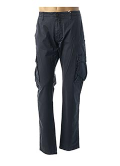 Pantalon casual bleu FREEMAN T.PORTER pour homme