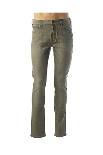 Jeans skinny vert SCOTCH & SODA pour homme
