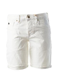 Short blanc SCOTCH & SODA pour homme