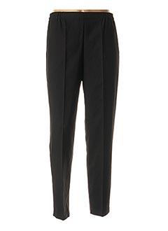 Pantalon chic noir ATLANTA pour femme