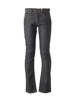 Jeans coupe droite bleu FREEMAN T.PORTER pour homme