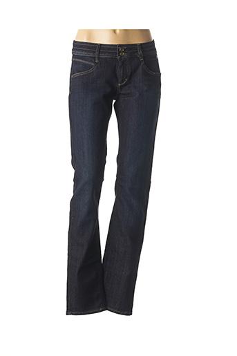 Jeans skinny bleu FREEMAN T.PORTER pour femme