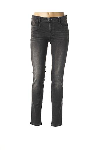 Jeans skinny noir TOM TAILOR pour femme
