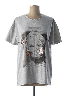 Produit-T-shirts-Femme-BRIGITTE BARDOT