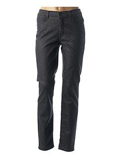 Pantalon casual gris TRUSSARDI JEANS pour femme