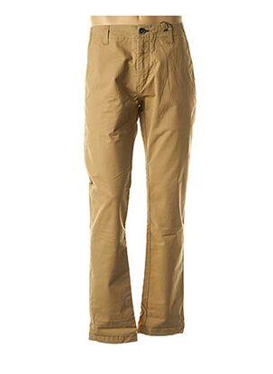 Pantalon casual marron DSTREZZED pour homme
