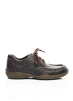 Derbies marron ARID BY ARIMA pour homme