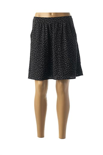 Jupe courte noir CAMAIEU pour femme