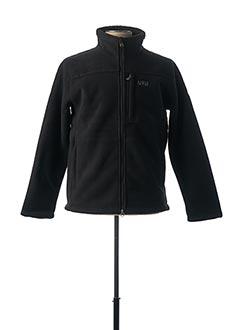 Veste casual noir AIGLE pour homme