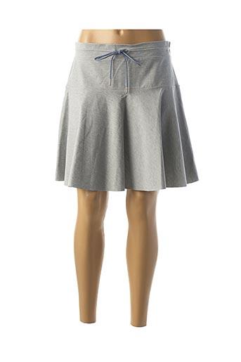 Jupe courte gris COP COPINE pour femme