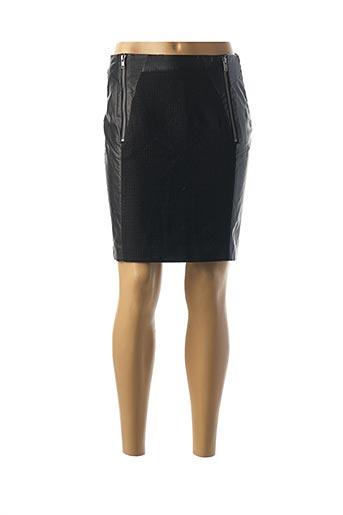 Jupe courte noir ET COMPAGNIE pour femme